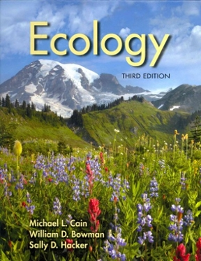 ecology 3rd edition cain pdf free