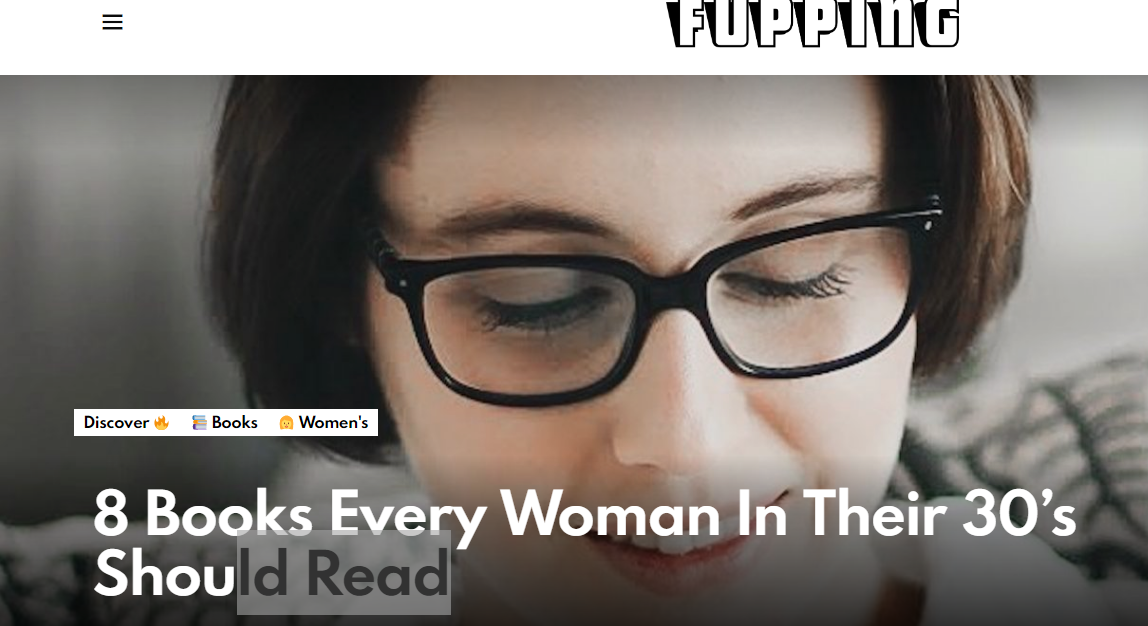 books every woman should read in her 30s pdf