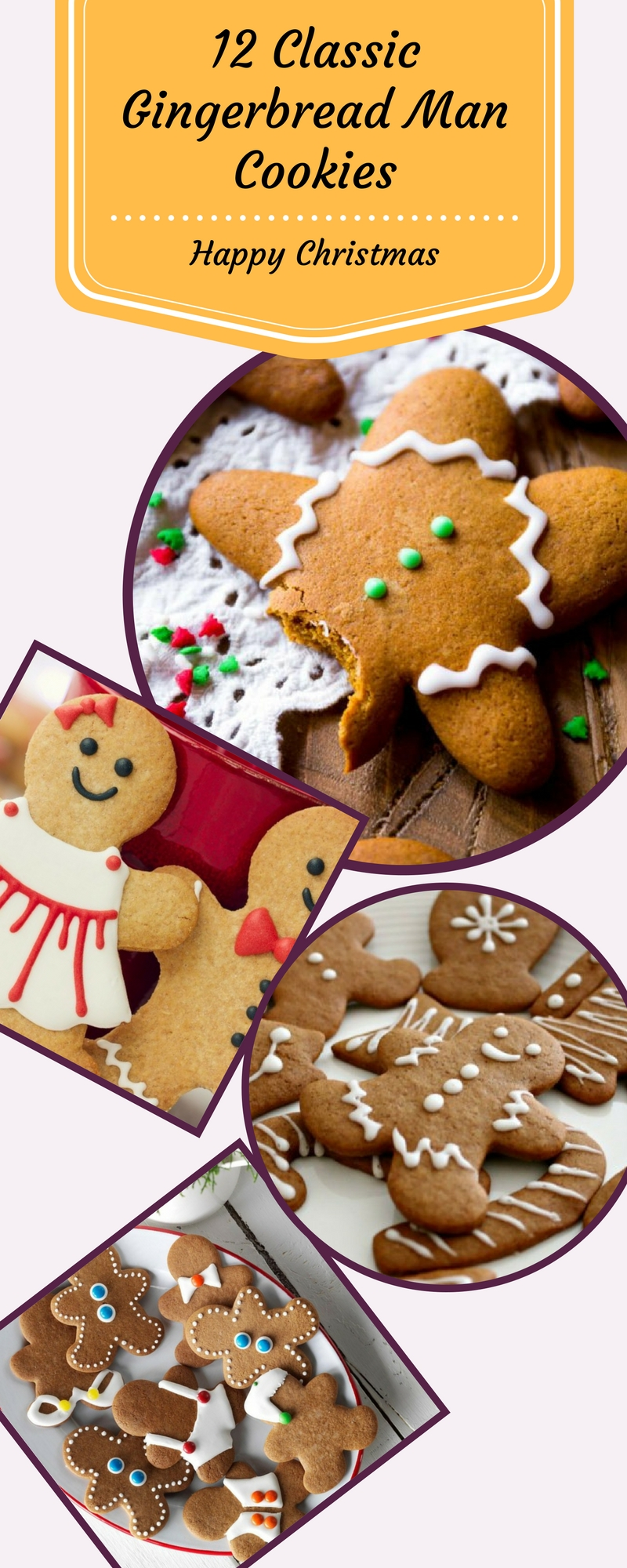 gingerbread man story with pictures pdf
