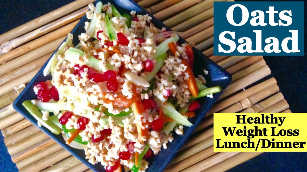 healthy salad recipes for weight loss pdf
