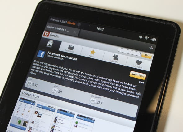 how to highlight pdf files on kindle fire