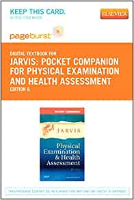 jarvis physical examination and health assessment 7th edition pdf download