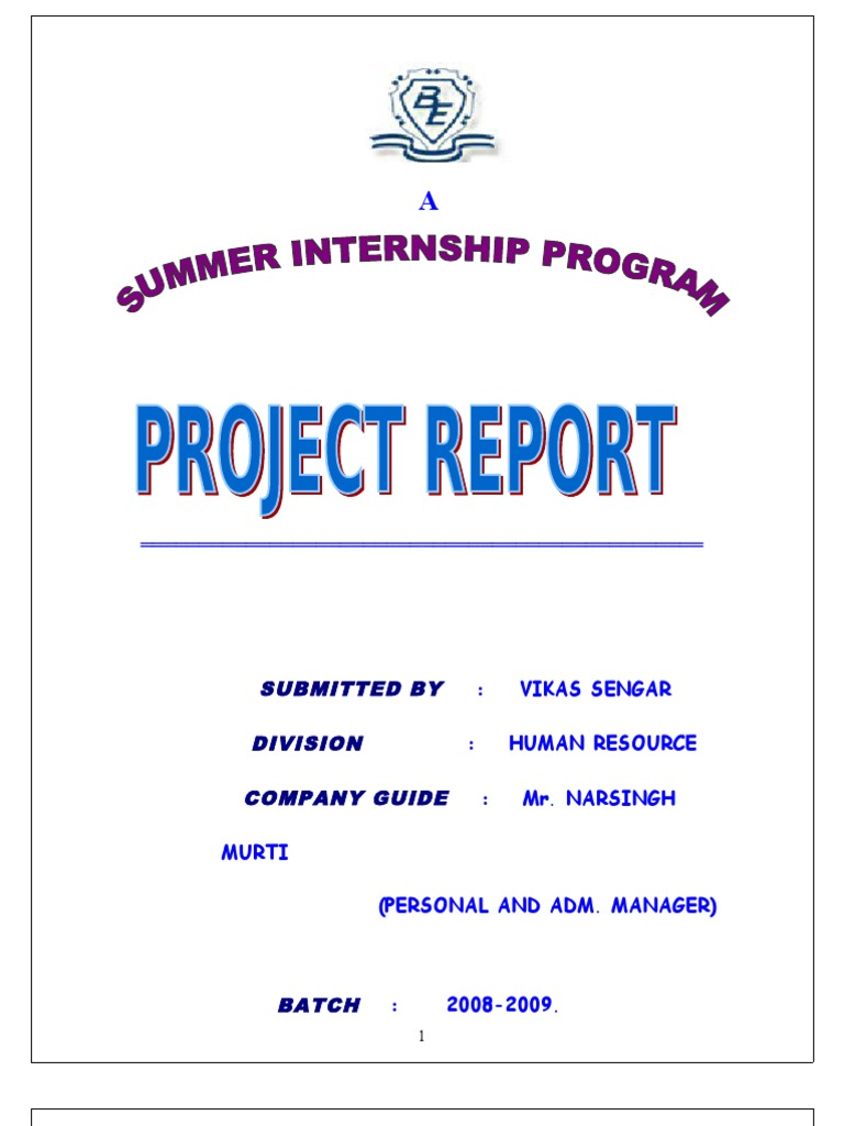job satisfaction project pdf download