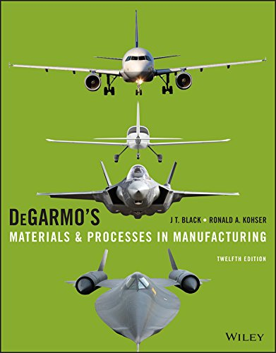 j.t black and ronald material and process in manufacturing pdf