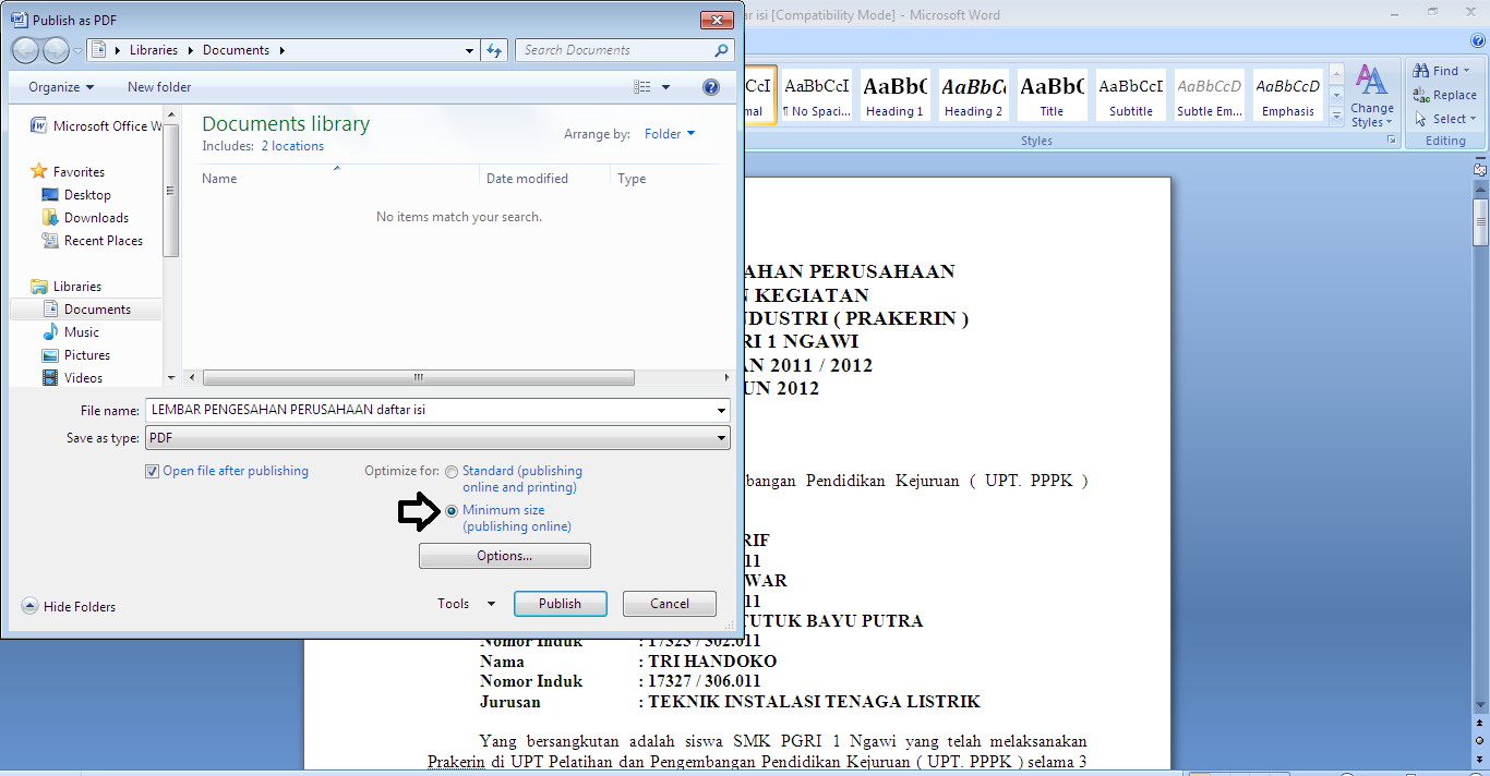 konversi pdf to word online