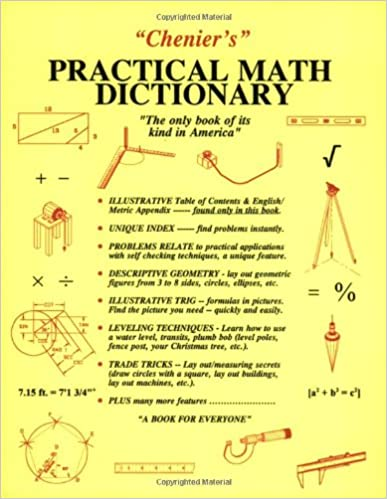 mathematics dictionary pdf free download