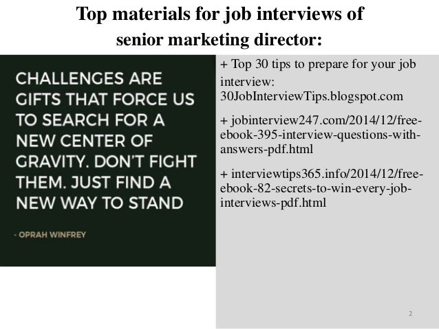 mba marketing interview questions and answers pdf free download