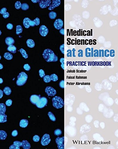 medical sciences at a glance workbook pdf