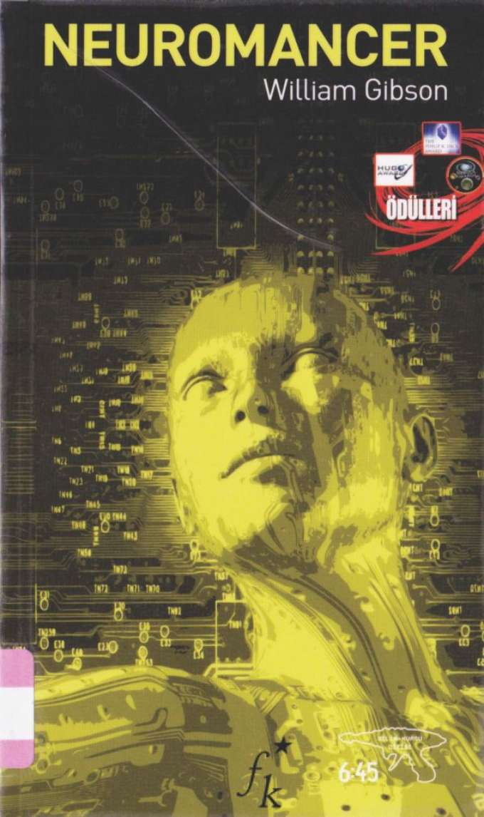 neuromancer by william gibson pdf