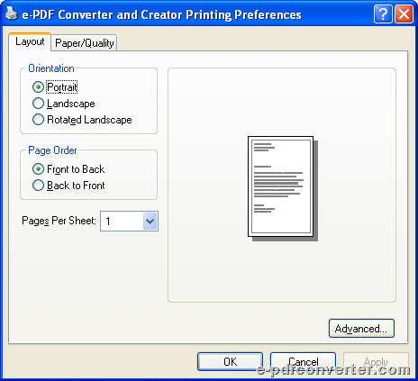 pdf rotate document and save