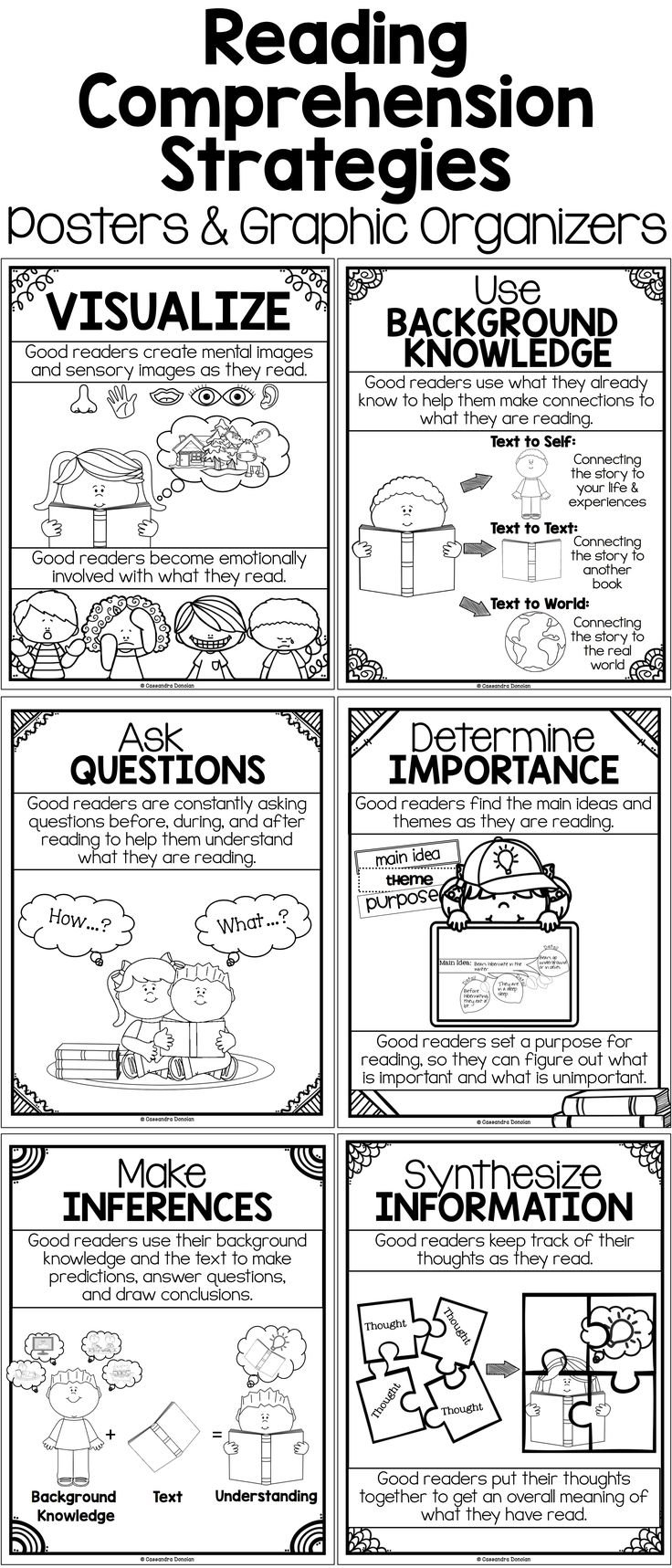 reading comprehension text with questions pdf