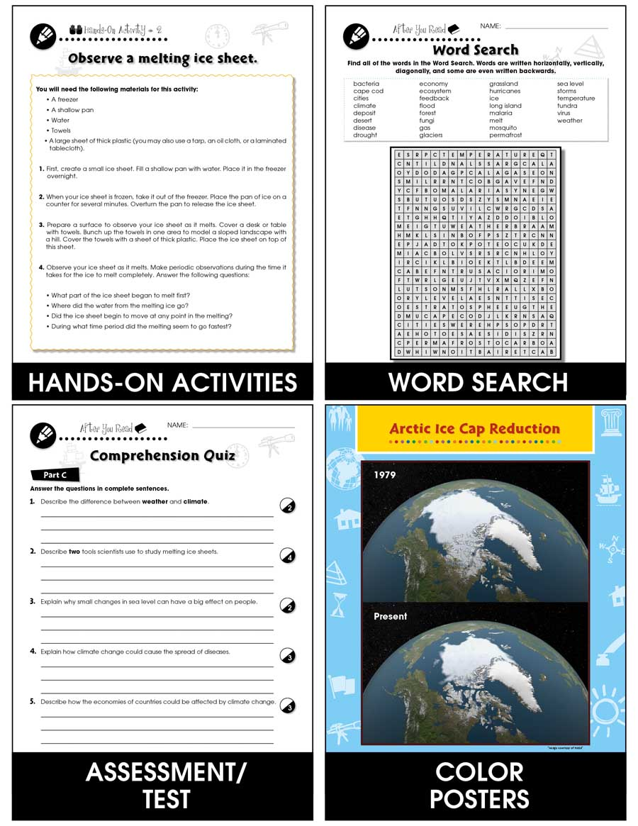 reading on global warming pdf