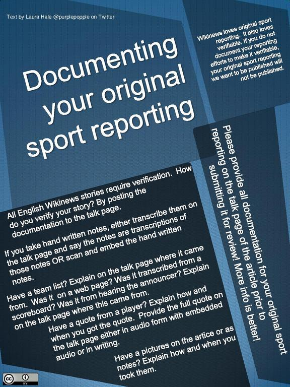 reporting for the media pdf