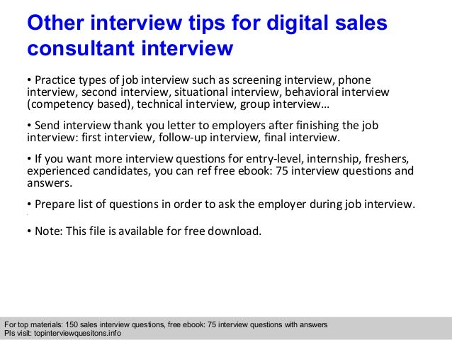 sales interview questions for freshers pdf