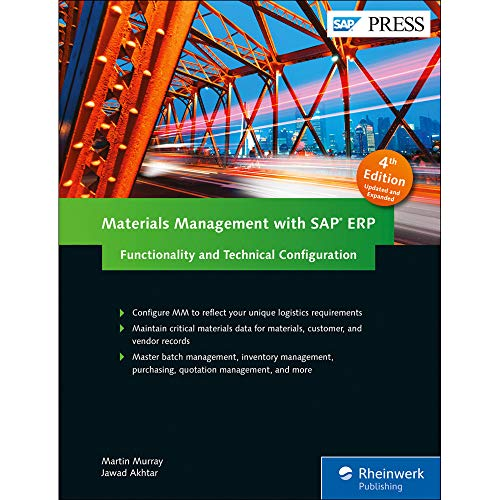 sap mm functionality and technical configuration pdf