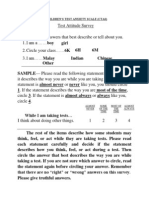 state trait anxiety questionnaire pdf