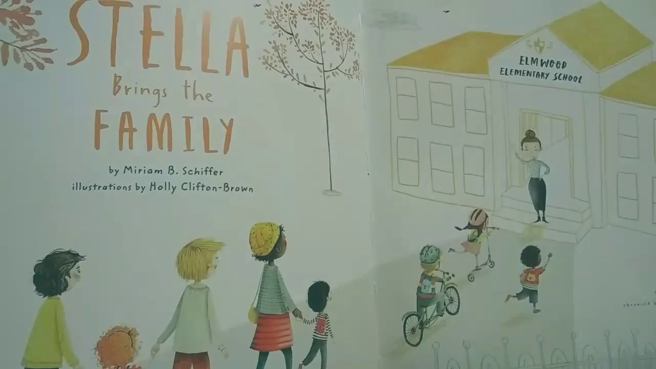 stella brings the family pdf
