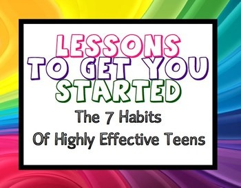 the 7 habits of highly effective pdf