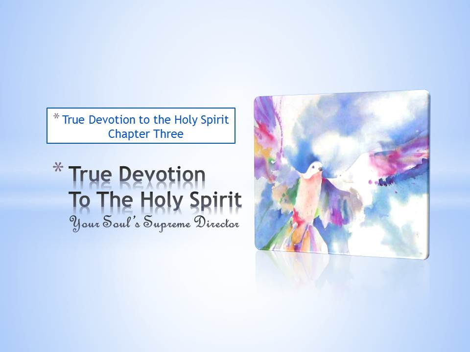 true devotion to the holy spirit pdf