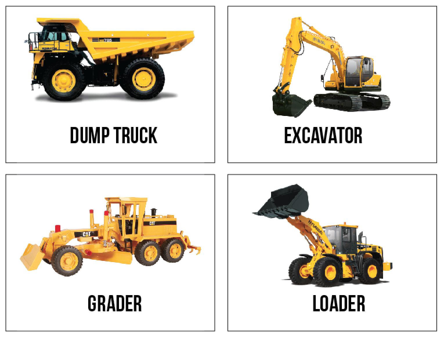 types of earthmoving equipment pdf