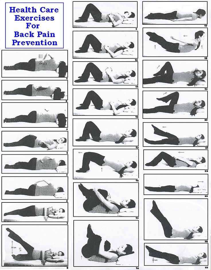 upper back pain relief exercises and stretches pdf