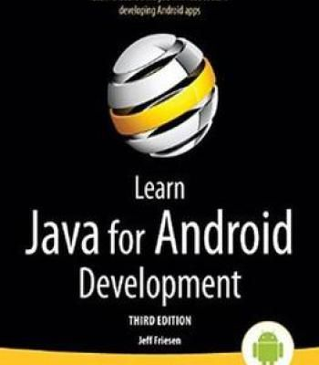 xml for android development pdf